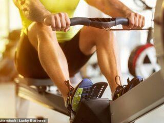 rowing vs running