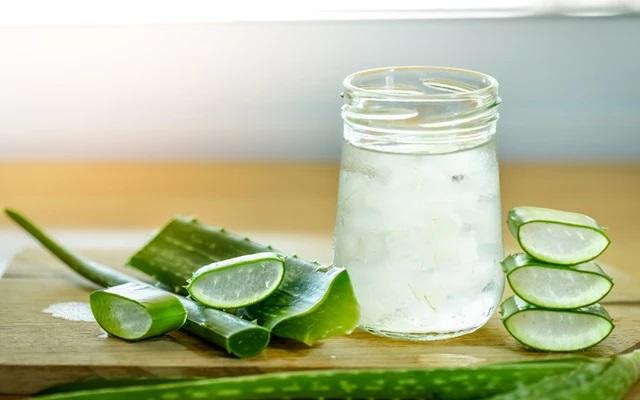 Aloe Vera Juice for burned stomach