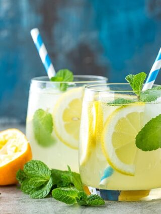 benefits of lemonade