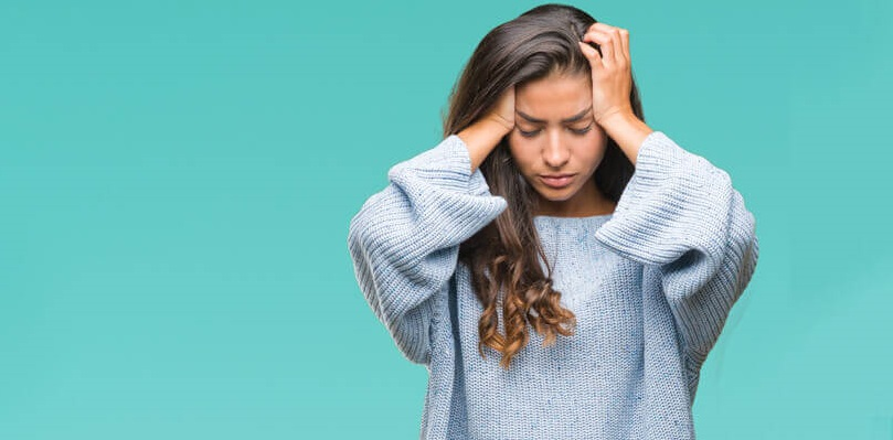How to get rid of a headache from not eating stress might be the reason
